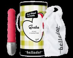 Belladot Greta punainen 1 kpl