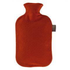 Kuumavesipullo fleecepäällisellä, pun X1 kpl