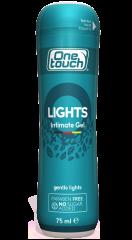 One Touch Lights Gel liukuvoide limakalvoja kosteuttava 75 ml
