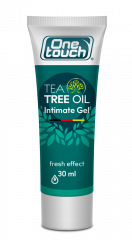 One Touch Tea Tree oil liukuvoide raikastava 30 ml